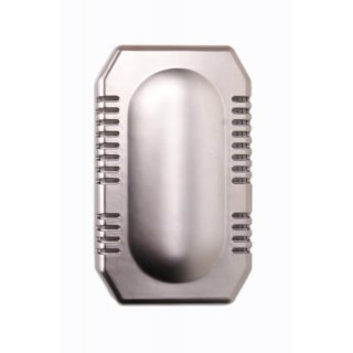 MediQo-line Lufterfrischer Kunststoff Edelstahl Optik - Artikel 12939