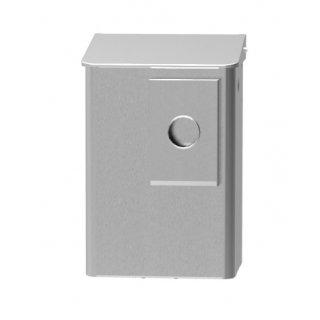 MediQo-line Hygienebehälter 6 liter Aluminium - artikel 8400