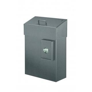 MediQo-line Hygienebehälter + Hygienebeutelhalter 10 liter Edelstahl - Artikel 8260