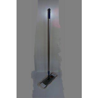 CleanSV MopSet 40 cm mit Wassertank im Stiehl und Magic click Mophalter soiwe 1 Baumwolllmop