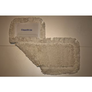 CleanSV® Wischmop / Baumwollmop 40 cm mit Taschen