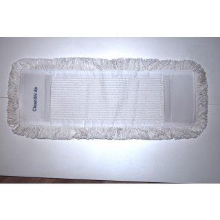 CleanSV® Profi Basic Baumwollmop 5 Stück Pack weiss 40 cm