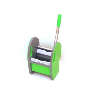 CleanSV® Profi Presse für Reingungswagen grün