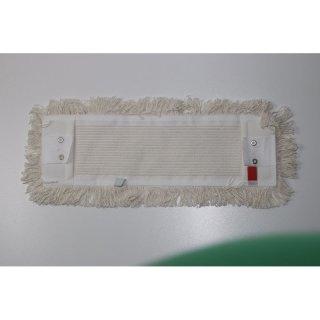 CleanSV® Laschenmop Baumwollmop 40 cm Wischmop mit Laschen und Taschen