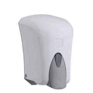 CleanSV® Desinfektionsspender Via Cleany 1000 ml, aus Kunststoff für Desinfektion