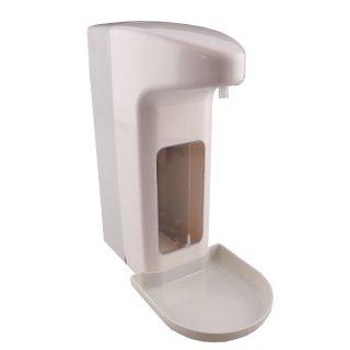 CleanSV® Desinfektionsspender Cleany Automatik Sensor 1000 ml Kunststoff für Desinfektionsmittel, Durchflussmenge einstellbar