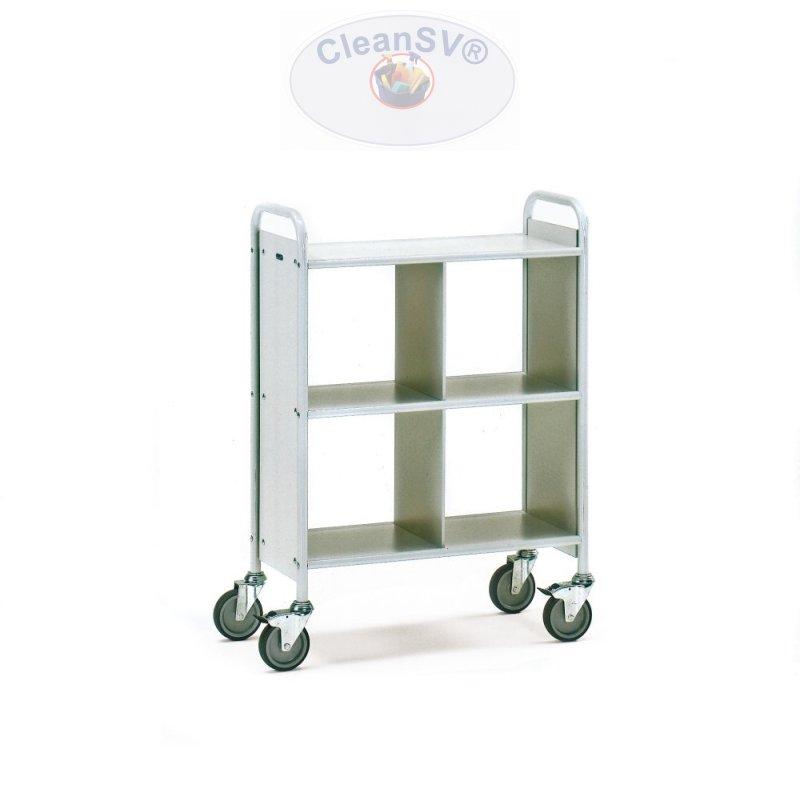 cleansv b rowagen b810 x t385 mm mit trennwand pulverbeschichtet 280 00. Black Bedroom Furniture Sets. Home Design Ideas